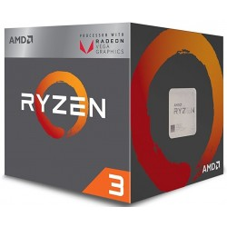 Procesador AMD Socket Am4 Ryzen3 2200G Vega 8