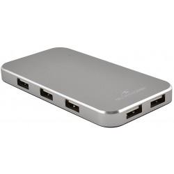 Hub USB de 7 Puertos Bluestork