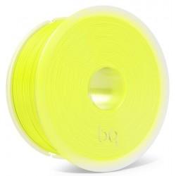 Filamento Pla 1,75mm Bq Amarillo Fluorescente