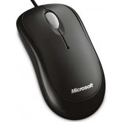 Raton Microsoft Basic Negro