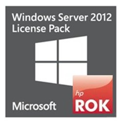 Microsoft Windows Server 2012 R2 HP Essentials