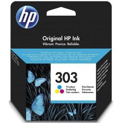 Tinta HP 303 Color T6N01AE