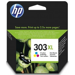 Tinta HP 303XL Color T6N03AE