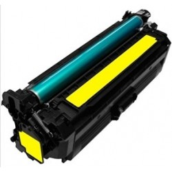 Toner Compatible HP 648A Amarillo CE262A