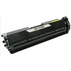 Toner Compatible HP 30A Negro CF230A