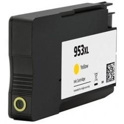 Tinta Compatible HP 953XL Amarillo F6U18AE
