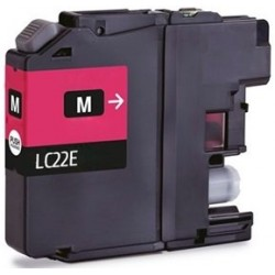 Tinta Compatible Brother LC22EM Magenta