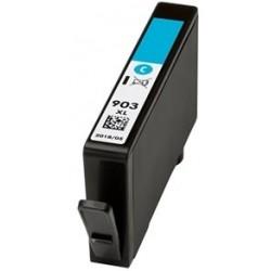 Tinta Compatible HP 903XL Cian T6M03AE