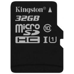 Tarjeta MicroSD 32GB Kingston Canvas Select