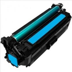 Toner Compatible HP 648A Cian CE261A