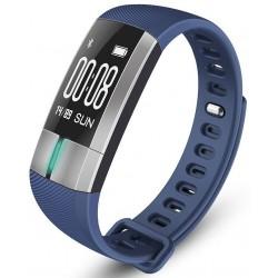Pulsera Fitness Leotec Heart Azul
