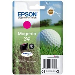 Tinta Epson 34 Magenta T3463