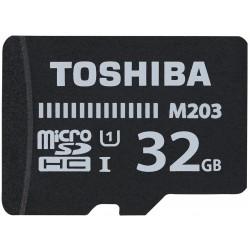 Tarjeta MicroSD 32GB Toshiba M203