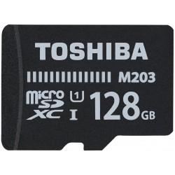 Tarjeta MicroSD 128GB Toshiba M203