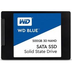 """Disco SSD 2,5"""" 500GB Western Digital Blue"""
