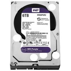 """Disco Duro SATA 3,5"""" 6TB WD Purple WD60PURZ"""