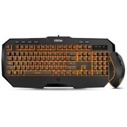 Teclado y Raton Nox Krom Kodex Pro Gaming