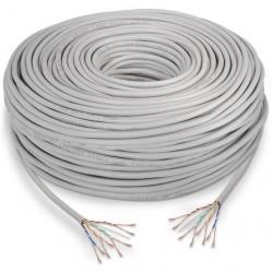 Cable de Red Cat.5e UTP Flexible 305m Nanocable