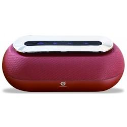 Altavoz Bluetooth Conceptronic Dunkan Rojo