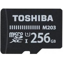 Tarjeta MicroSD 256GB Toshiba M203