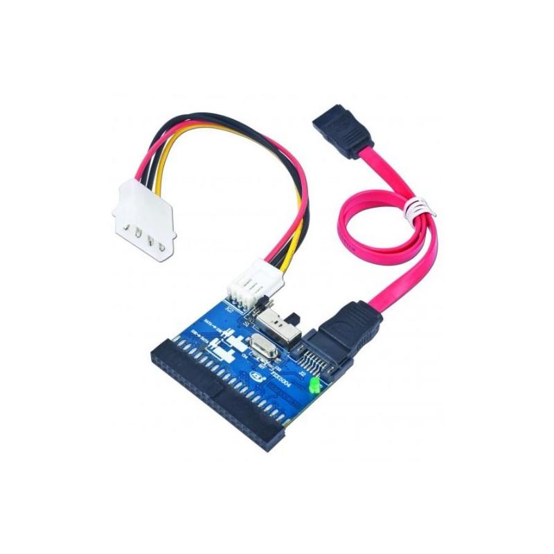 Conversor SATA/IDE Bidireccional Gembird