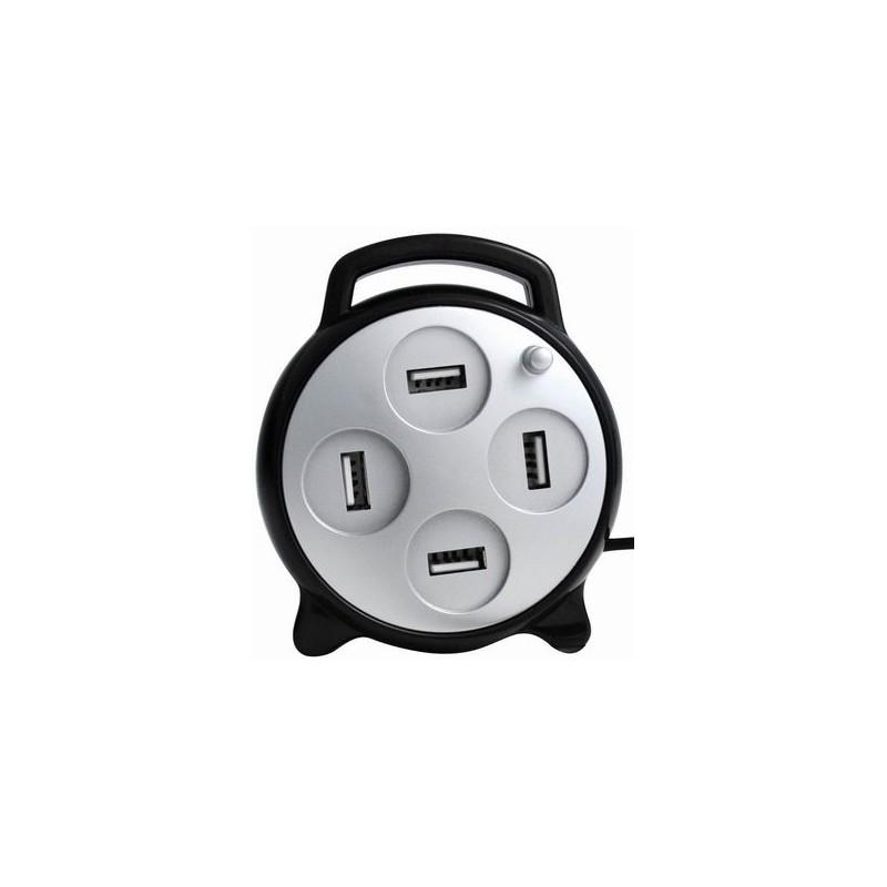 Hub USB de 4 Puertos Gembird UHB-CT10