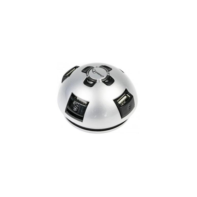 Hub USB de 4 Puertos Gembird Semi-sphere