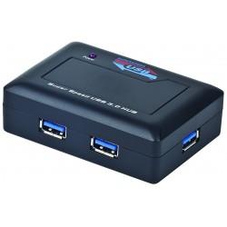 Hub USB 3.0 de 4 Puertos...