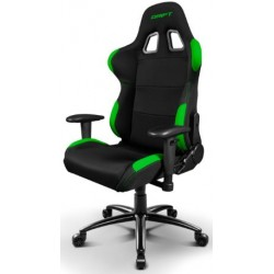Silla Gaming Drift DR100 Negra y Verde