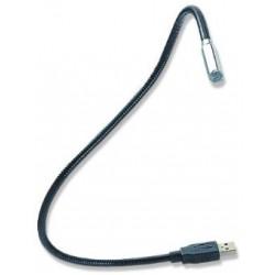 Lámpara Led USB para Portátil Gembird NL-1
