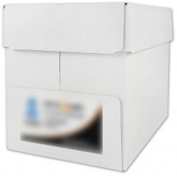 Caja de 5 Paquetes de Folios A4 80gr 500 Unidades
