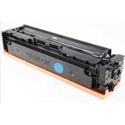 Toner Compatible HP 203X Cian CF541X