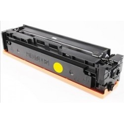 Toner Compatible HP 203X Amarillo CF542X