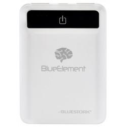 Bateria Externa 5000 Bluestork Powerbank 5 Blanca