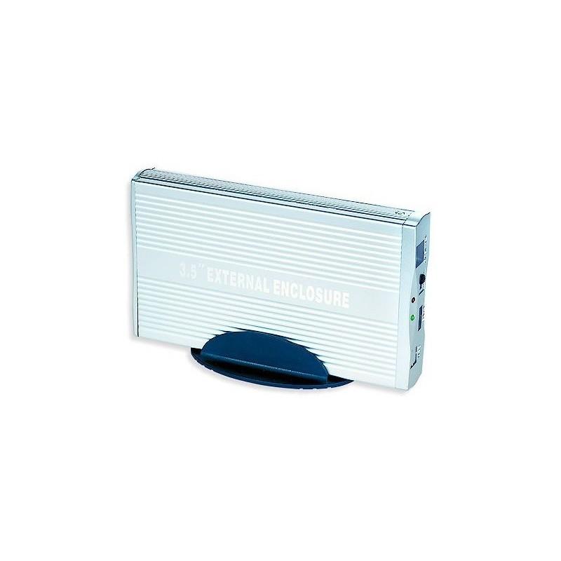 "Caja USB Disco 3,5"" SATA Gembird"