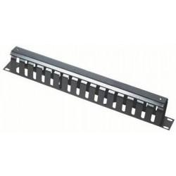 Guía de Cable para Rack Gembird 19C-CM2