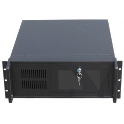 Rack Gembird ATX housing 19CC-4U-001