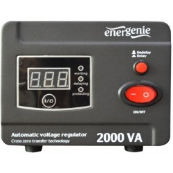 Regulador de Voltaje Energenie 2000VA