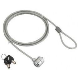 Cable de Seguridad para Portátil Gembird con Llave