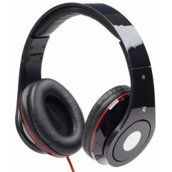 Gembird Headphones Black Detroit