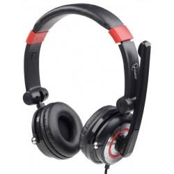 Auriculares Gembird MHS-5-1-001