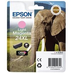 Tinta Epson 24XL Magenta Claro T2436