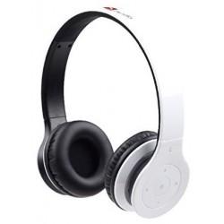 Auriculares Bluetooth Gembird Berlín Blanco