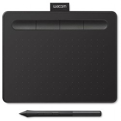 Tableta Wacom Intuos Basic Pen Small Negro
