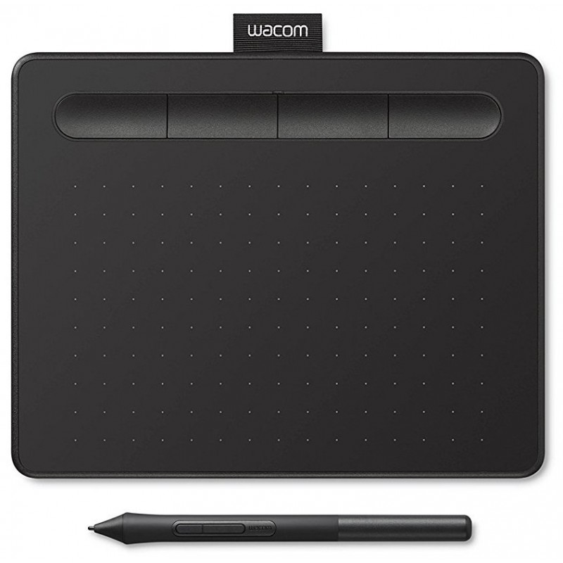 Wacom tablet Intuos Pen Small Black Basic - Aloe Informatica