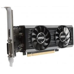 Grafica Msi Radeon RX 550 4GT LP OC