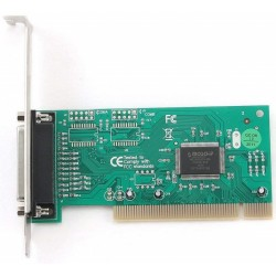 1 parallel port PCI card Gembird