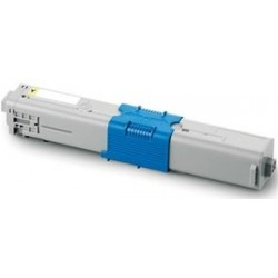 Toner Oki C301/321/332 44973533 Amarillo Compatible