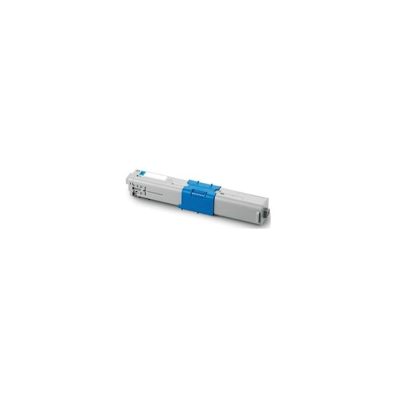 Toner Oki C301/321/C332 44973535 Cyan Compatible