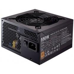 Fuente ATX 550W Cooler Master MWE Bronze